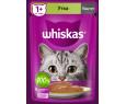Корм для кошек Вискас паштет утка от 1 года 75г