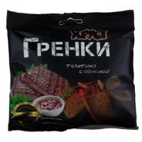 Гренки Хруст со вкусом телятины с аджикой 60г