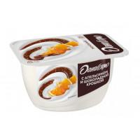 Продукт творожный Даниссимо апельсин-шок.крошка 5,8% 130г