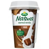 Коктейль Арла Натура молочный с какао 1,5% 200мл