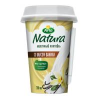Коктейль Арла Натура молочный со вкусом ванили 1,4% 200мл