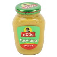 Горчица Дядя Ваня русская 140г ст/б