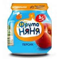 Пюре Фруто-няня персик 100г