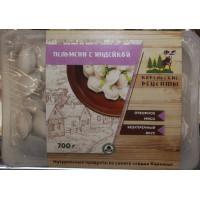 Пельмени Карельские рецепты из мяса индейки 700г