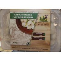 Пельмени Карельские рецепты мясные с грибами 450г