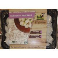 Пельмени Карельские рецепты из мяса индейки 450г