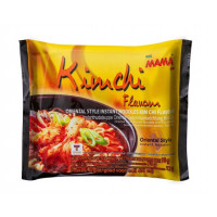 Лапша Мама тайская со вкусом Ким Чи брикет 90г
