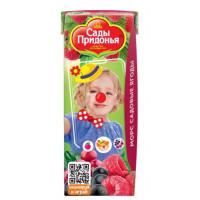 Морс Сады Придонья садовые ягоды 0,2л
