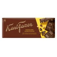 Шоколад Фазер темный с цельным фундуком 200г