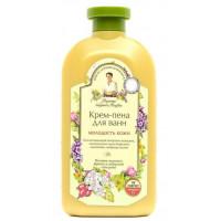 Пена для ванны Рецепты бабушки Агафьи молодость кожи 500г