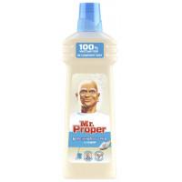 Жидкость моющая Мистер пропер для полов и стен с содой 750мл