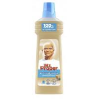 Жидкость моющая Мистер пропер для полов и стен с ароматом натурального мыла 750мл