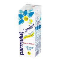 Молоко Пармалат Комфорт ультрапастеризованное 1,8% 1л безлактозное