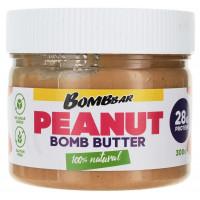 Паста БомбБар арахисовая натуральная 300г
