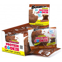 Печенье Бомббар Шоколадный брауни протеин 40г