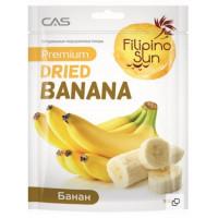 Банан Филипино Сан сушеный 100г