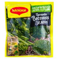 Приправа Магги весенняя зелень 75г