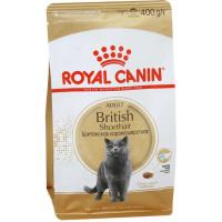 Корм для кошек Роял Канин Британская короткошертсная 400г