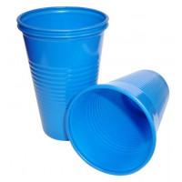 Набор стаканов 200мл цветной 10шт