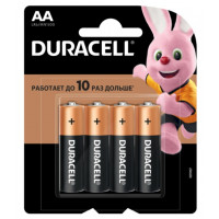 Батарейка Дюраселл АА LR6 4шт