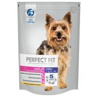 Корм для собак Перфект Фит для взрослых собак мелких пород курица 0,5кг