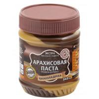 Паста АП арахисовая шоколадная 340г
