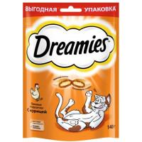 Лакомство Дримис для кошек в ассортименте 140г