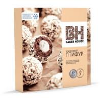 Пирожное Бекер Хоус Птифур кокос 225г