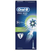 Зубная щетка Орал В Про электрическая 500/D16