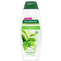 Шампунь Палмолив Натурэль от перхоти и выпадения волос зеленый чай 380мл