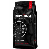 Кофе Бушидо Блэк Катана зерно 1000г
