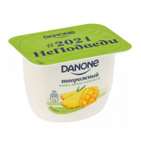 Продукт творожный Данон с манго, ананасом и апельсином 3,6% 170г