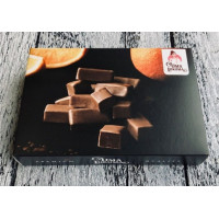 Лукум Ума Лукума с ароматом апельсина в шоколадной глазури 320г