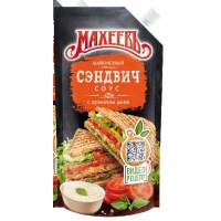 Соус майонезный Махеев сэндвич с ароматом дыма 200г