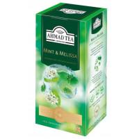 Чай Ахмад Мята-Мелиса 25пак*1,8г