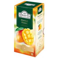 Чай Ахмад Магия Манго 25пак*1,5г