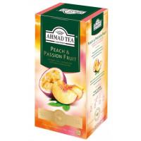 Чай Ахмад Персик-Маракуйя 25пак*1,5г