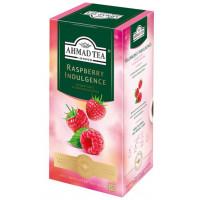 Чай Ахмад Малиновое лакомство 25пак*1,5г