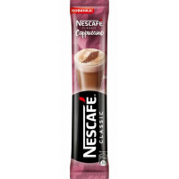Кофе Нескафе 3 в 1 каппучино 18г