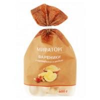 Вареники Мираторг с картофелем и грибами 600г