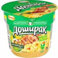 Пюре картофельное Доширак со вкусом курицы 40 г