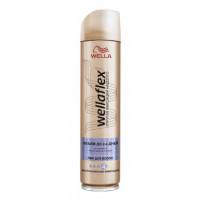 Лак для волос Веллафлекс объём до 2-х дней экстрасильной фиксации 250мл