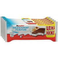 Пирожное Киндер молочный ломтик 28*5шт