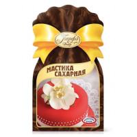 Мастика Парфэ Декор сахарная ванильная красная 150г
