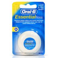 Зубная нить Орал В невощеная 50м
