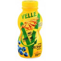 Биопродукт Велла овсяный черника питьевой 250г
