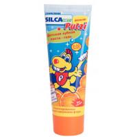 Паста зубная Силка Путси апельсин детская 75 мл