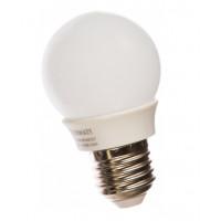Лампа Эковатт А50 4000К Е27 холодный белый свет шарик