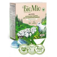 Таблетки БиоМио для посудомоечной машины эвкалипт 30шт