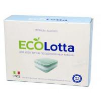 Таблетки для посудомоечных машин Эко Лотта 7в1 30шт